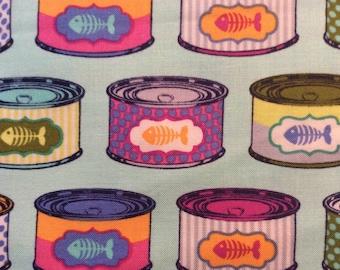 Tula Pink Disco Kitty Fabric