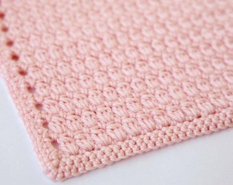 Cozy & Clustered Baby Blanket