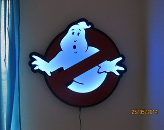 Ghostbusters light. ( Made to order, I don't have stock )