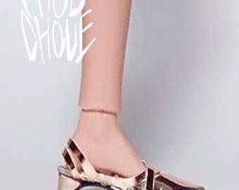 Pointed Formal Slips Poppy Parker Misaki Dolls Shoes