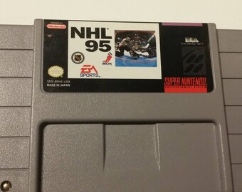 Authentic NHL 95