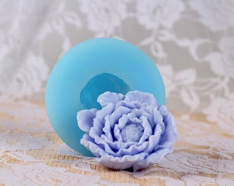 Carnation Chrysanthemum Flower Soap Mold Silicone Mould Candle mold Candy mold Fimo Resin Crafts Epoxy mold polymer clay mold Chocolate mold