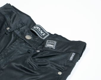 VERSACE - Viscosa pants