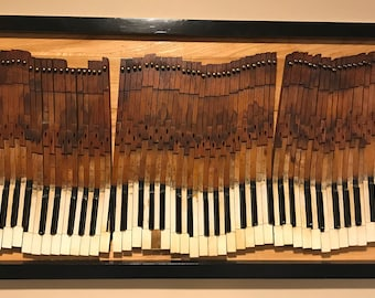 Piano Keyboard 1904