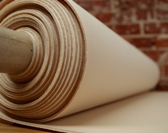 """Cut & Sew Foam! Gorgeous Microfiber Laminated Foam 1.6mm thick in Latte! Sold by the 1/2 Meter, 28"""" wide."""
