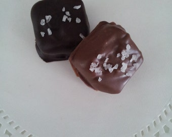 Sea Salted Caramels