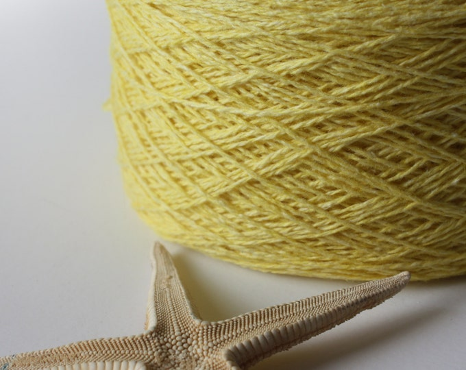 Coastal Col: 110 Lambswool-Cotton Blend