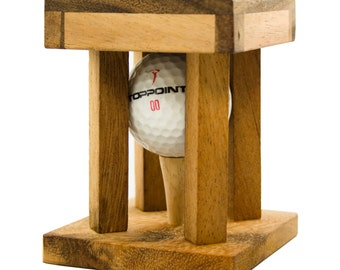 Woods' Handicap - The Golf Puzzle - Gifts for Golf Players - Golf Presents - Christmas Gift