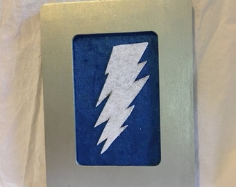Quicksilver (Pietro Maximoff) hand painted picture frame