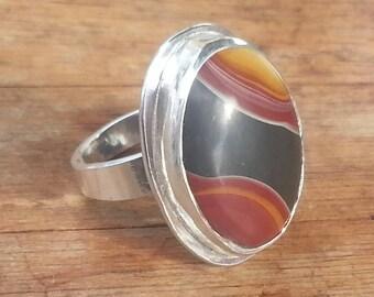 Rhyolite Ring Size # 12