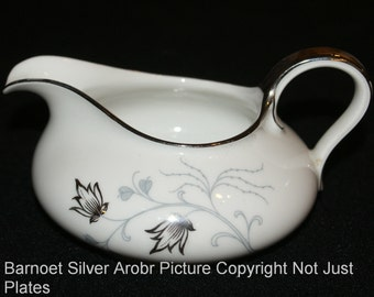 Baronet Silver Arbor Creamer