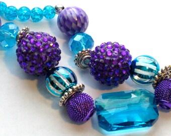 Disney Princess inspired Necklace & Bracelet