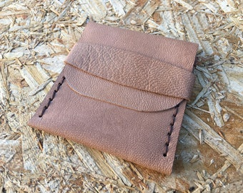 Handmade leather small case