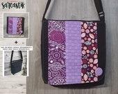 Patchwork bag flap for ME...