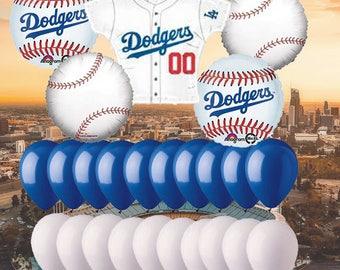 LA Dodgers Balloon Kit (2 Styles)