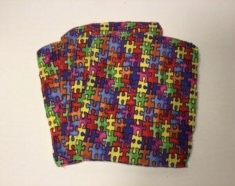 Puzzle Piece Hanks