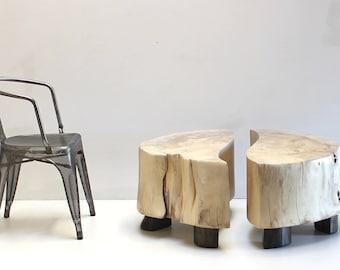 Swan Coffee Table Modular Stump