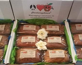 Sampler Box (6 breads/cakes of your Choosing)