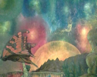 origional painting by mark watson