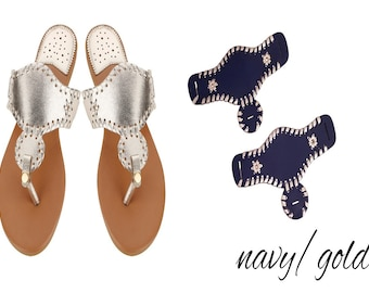 ADD ONs ONLY** for Lizzy Monogram Sandals