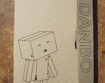 Yotsuba& Danbo - Mini Motif Notebook