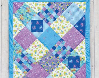 Summer Berry Quilt INSTANT DOWNLOAD PDF Sewing Pattern