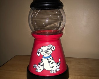 Hand painted gumball machines