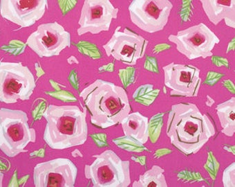 Dena Designs - PWDF184 - Pink Tiddlywinks Fabric - Designer Cotton Fabric