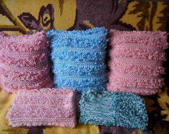 crocheted pillowcases for decorative pillows