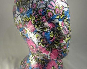 Decorative model head