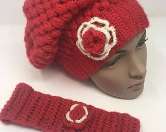 REDCAP and HAIR BAND