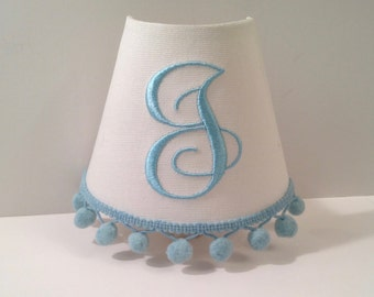 Sarah Monogrammed Night Light (other colors available)