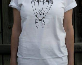 Parachute Bear T-shirt