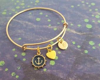 Nautical jewelry Etsy