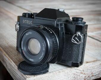 Working Vintage Sears KSX (AKA Ricoh KR-10) 35mm Slr