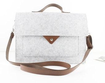 Gift Felt Macbook sleeve, Macbook Air case, Macbook Pro sleeve, Macbook 11 13 15 Air Pro Retina Sleeve, laptop sleeve, laptop case 085