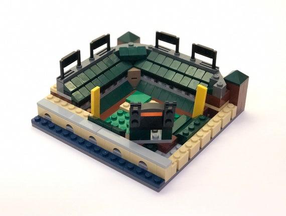 Mini San Francisco Giants AT&T Park Custom Brick Set with