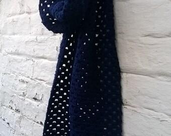 Crochet Scarf - Ready to Ship