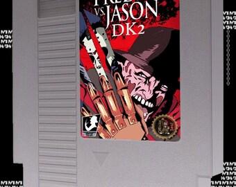 Freddy Vs. Jason - DK Edition 2