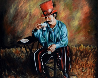 the mad hatter Chick Corea