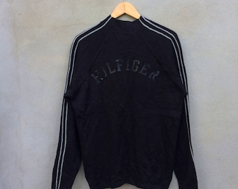 Tommy Hilfiger Black Sweatshirt