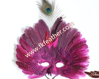 Feather Mask - 20