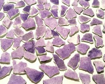 Amethyst Edible Geode Crystal Sprinkles