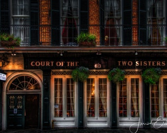 Court of the Two Sisters - NOLA - New Orleans