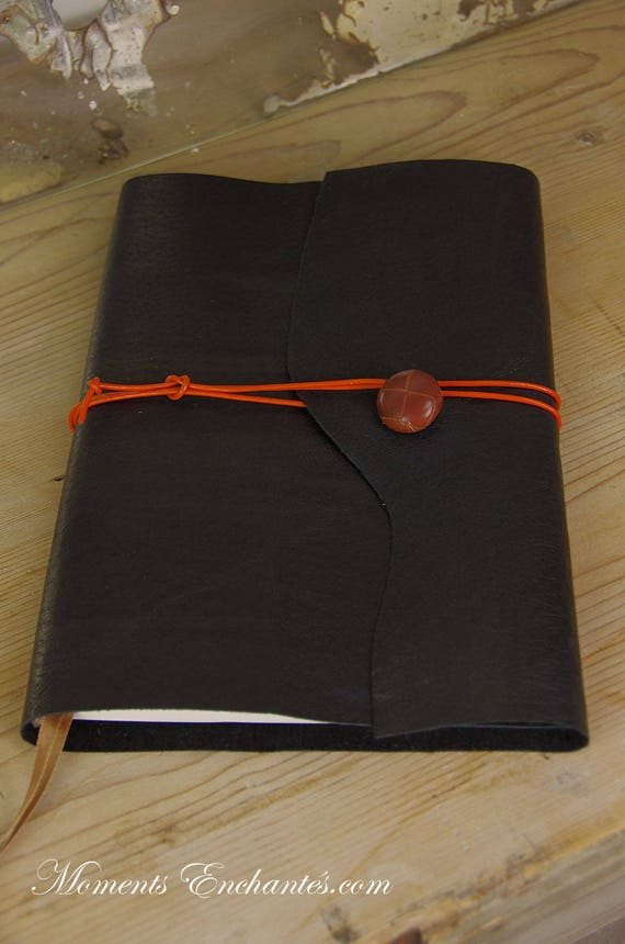 Chasse Carnet de chasse cuir