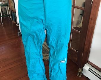 Vintage 1990's Spyder Snow Ski Pants Made in Japan