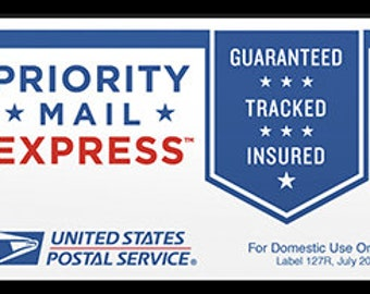 Priority Express Shipping Overnight
