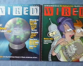 Wired 12 Issues January through December 1999