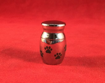 Miniature Cremation Urn for dollhouse/doll house-1 6 or 1 12 scale-sympathy-mourning-funeral-grieving-ashes Ask a question Add