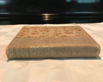The Song Of Hiawatha longfellow H.W. copyright 1898